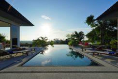 Panoramic Seaview Villa with 4 Bedrooms in Layan