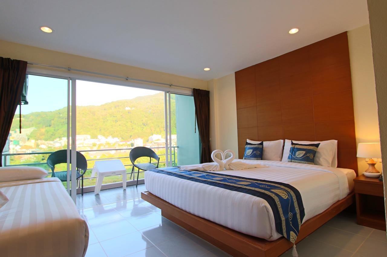 Profitable hotel business for sale in Patong