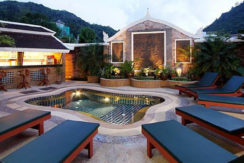 Thai boutique hotel with pool in Patong