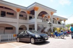 Sea view apartment building in Patong for sale