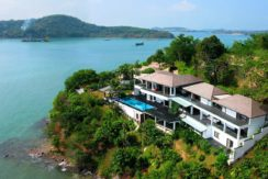 6 Bedroom villa accommodation in a world class Oceanfront location looking out to Phi Phi island