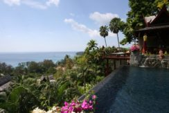Luxury Thai Style 4 Bedroom Sea View Villa for Rent