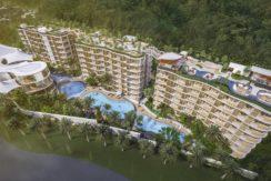 New Condominium Project 1-2 Bedroom 5 mins to Kamala Beach 7% return of Investment