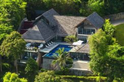Exclusive Ocean Front Luxury Contemporary Villa for Sale In Phuket