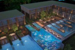 Luxury condominium located 7 minute walk to Karon Beach ROI 8% for 5 year