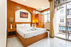 Established 16 room hotel business for sale in the center of Patong