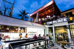 Prime location sea view restaurant and bar on Patong beach road for sale