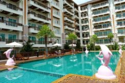 1 bedroom foreign freehold unit in Phuket Villa Condominium in Patong