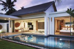 Modern & Contemporary 2/3 Bedroom Pool Villa price from 8.1 MTHB