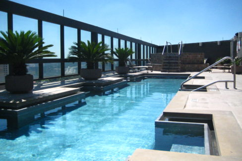 53 room hotel with roof top pool not far from Patong Beach