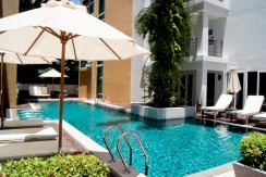 1 bedroom apartment for long term rent in Patong Phuket