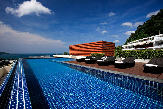 1 bedroom apartment for long term rent in Patong