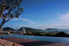 Studio apartment for long term rent in Patong