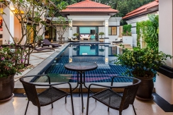 Luxury Pool Villa with 4 bedrooms for rent in Pasak Phuket