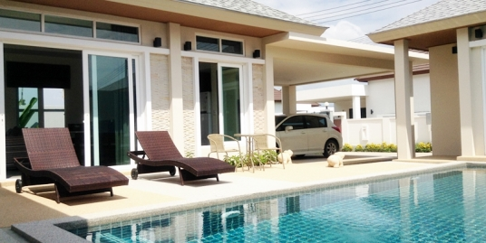 Pool Villa 3 Bedroom Fully Furnished for sale in Rawai, Phuket