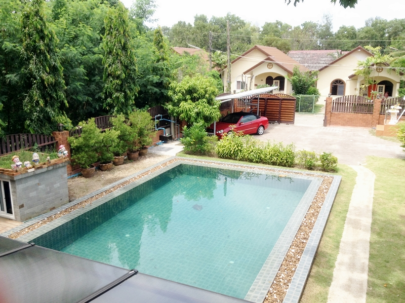 3 bedroom Private Pool Villa for long term rent in Chalong Phuket