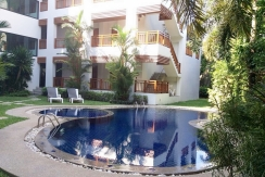 1 bedroom apartment with pool view for sale in Surin Beach Phuket