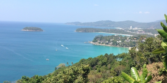 2 Bedroom sea view villa for rent in Karon Phuket
