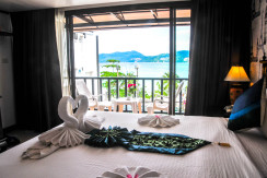 Hotel for lease on the beach in Patong