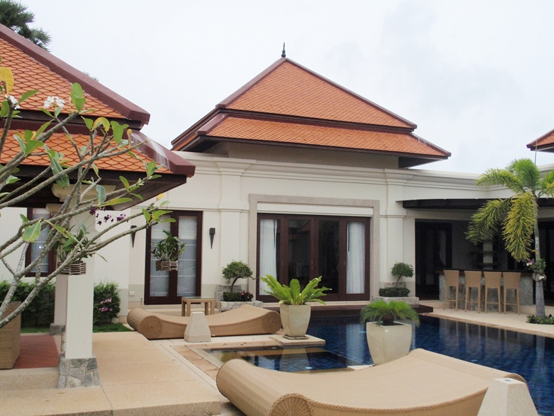 Luxury 4 bedroom for rent in Laguna Phuket