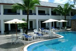 20 room boutique resort for rent in a quite area of Patong