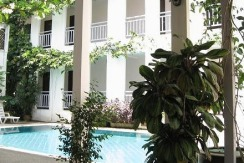 30 room guest house with pool for 10 year rent in Patong