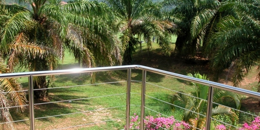 2 bedroom house on a golf course for long term rent in Kathu Phuket