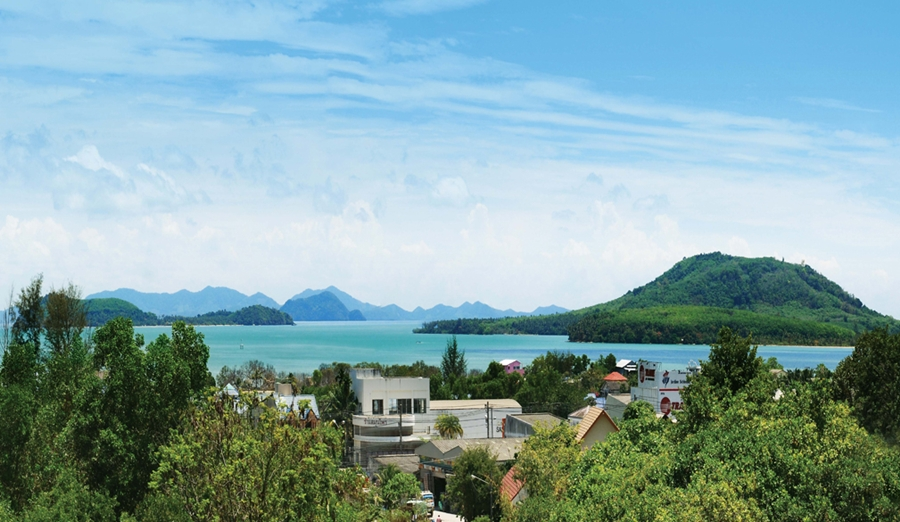 Seaview Land plot for sale in Phuket Town
