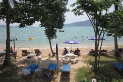 106 room hotel for sale on the beach in Phuket