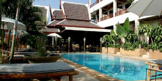 21 room sea view guest house for sale in Patong