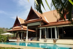 4 bedroom Pool villa for rent in Cape Yamu Phuket