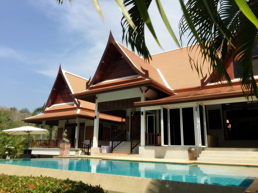 Pool villa 4 bedroom for sale in Cape Yamu, Phuket