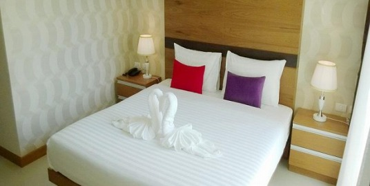 Modern hotel for sale in Patong