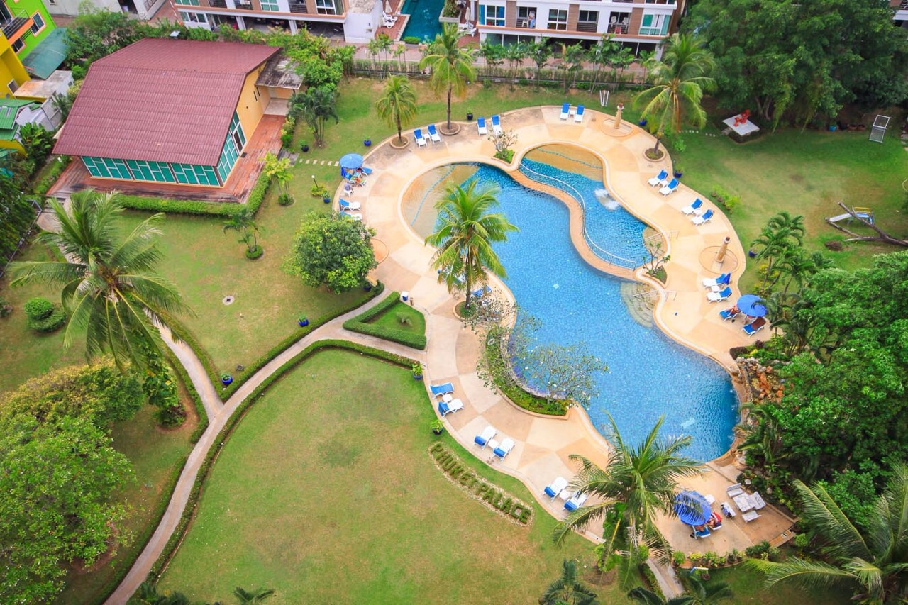 1 bedroom fully furnished apartment for rent in Patong Phuket