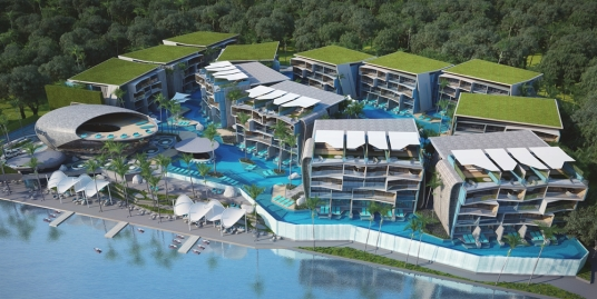Resort Condominium just a few minutes walk to Nai Harn Beach Phuket