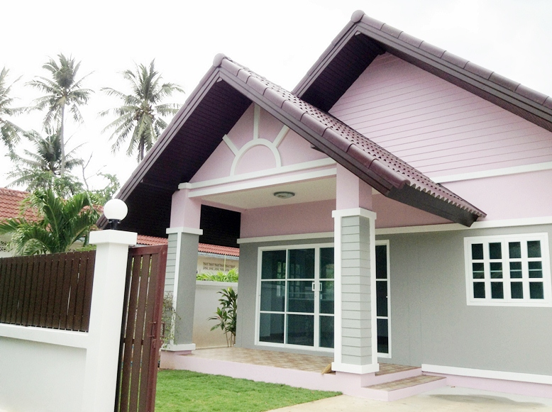 2 bedroom house for long term rent in Chalong Phuket