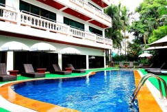 64 room hotel business for sale 400m to Patong Beach
