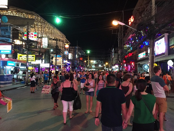 Patong go go bar directly on Bangla Road for sale