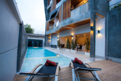 Modern hotel for lease in Phuket