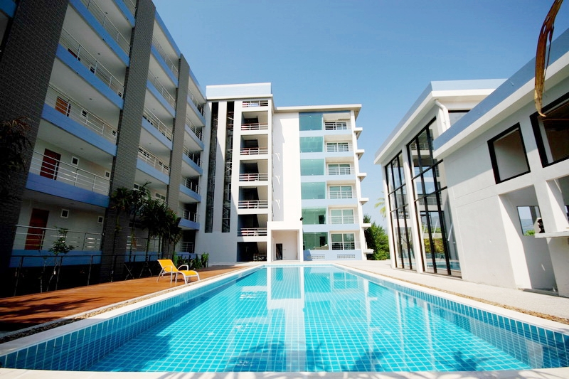 Golf View 2 bedroom apartment for sale in Kathu Phuket