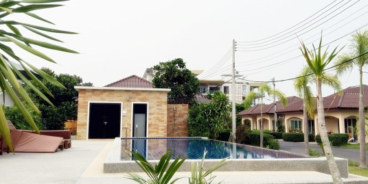Brand new 1 bedroom shared pool villa in Chalong for rent