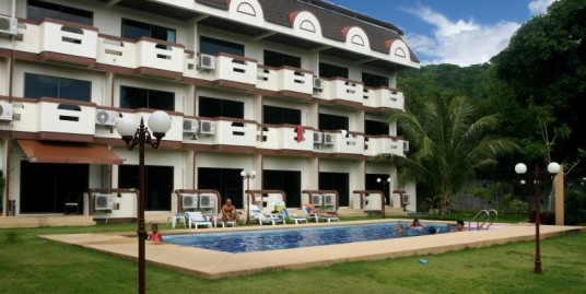 39 room hotel for lease in Patong