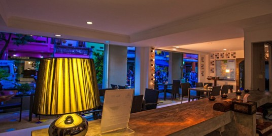 Boutique hotel for lease just 350m to Bangla Road