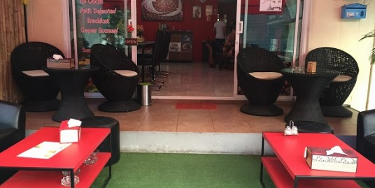 Coffee shop business for sale in Patong
