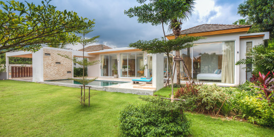 Pool Villa 2-3 Bedrooms for sale in Nai Harn