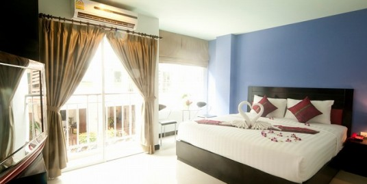 32 Room Hotel With Restaurant And Lift In Patong For Rent