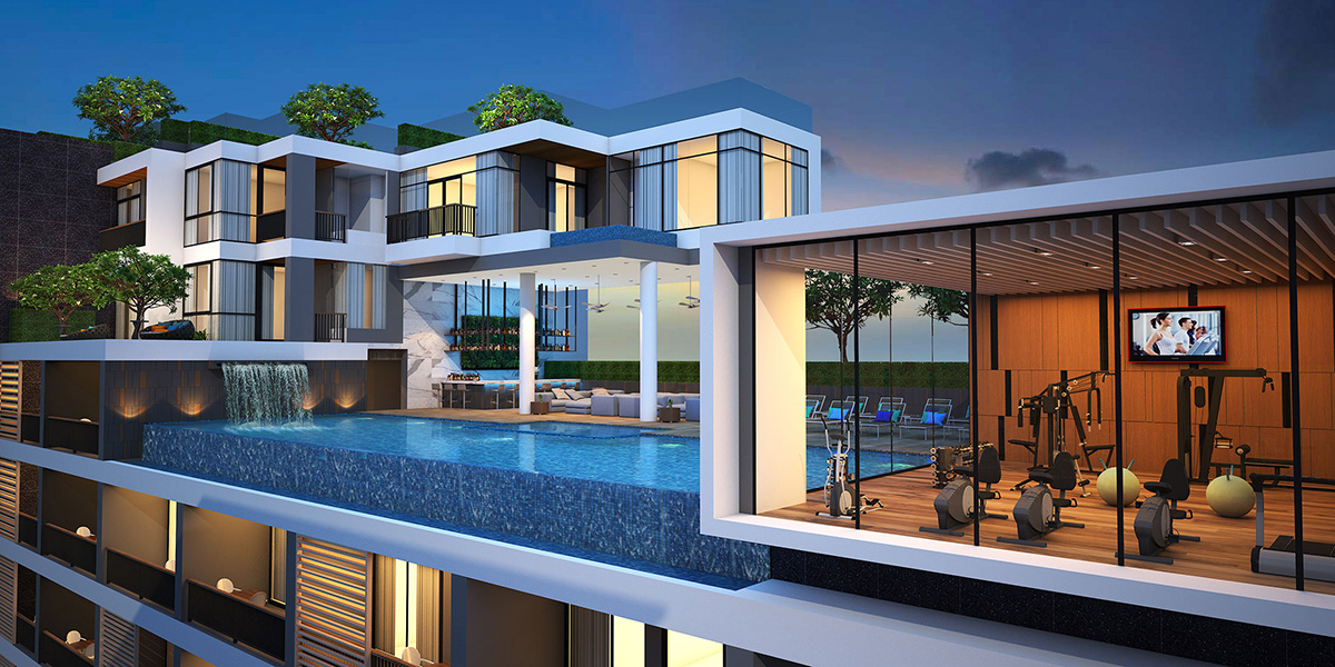 Condo for sale 500 meters to Kata Beach