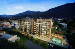 New condominium for sale 5 mins to Patong Beach