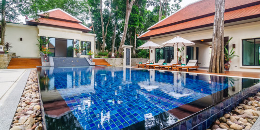 Thai Balinese style 3 Bedroom Pool Villa in Nai Harn