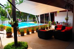 Thai Luxury Villa with golf course views for sale in Phuket